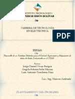 Diapositivas Sustentacion REV MANDRADE
