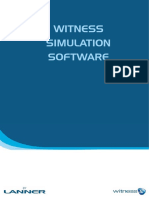WITNESS Simulation Software Paper Lr