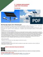 Kit Postes Solares Fotovoltaicos