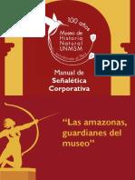 Manual de Señalética del Museo de Historia Natural del Perú