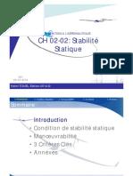 CH02 Stabilite Statique V02