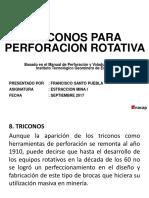 Clase 4_triconos Para Perforacion Rotativa