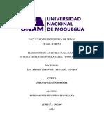 ELEMENTOS DE LA ESTRUCTURA SOCIAL , ESTRUCTURA DE GRUPOS SOCIALES, TIPOS DE GRUPOS..docx