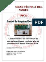 Carlos Morales.. Seccionalizador
