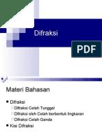 Difraksi -FH
