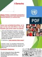 Etica Profesional Leccion 4 II Sem 2018 Declaracion Universal DDHH