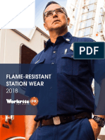 2018 Workrite Fire Service Catalog