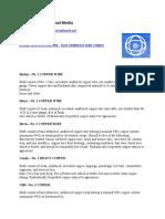 Scrap Specifications - Non-ferrous Isri Codes