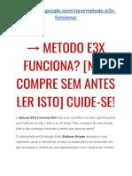 Metodo Livro 3X Livro PDF Grátis? DOWNLOAD COMPLETO AQUI   Ereções Potentes??