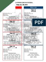 Stars n Stripes 2019 Printable Schedule.pub