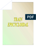 70- Train Epicycloidal Mode de Compatibilite
