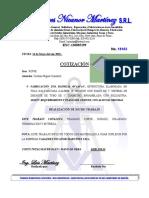 18163 Cotizacion Fabricacion 1 Bandeja 000000