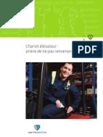 Guide Prière de Ne Pas Renverser 2016