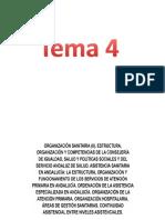 tema 4 organización