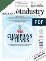 January 2019 Tennis Industry