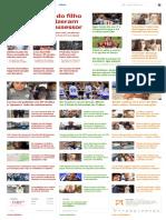 8 Funcionários de Bolsonaro Fizeram Depósitos Na Conta Do PM