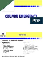 Cdu Emergency Presentation