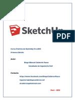 SketchUp Pro 2015 Curso Práctico by Diego M. Calderón Pasco
