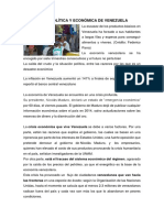 CRISIS POLÍTICA Y ECONÓMICA DE VENEZUELA.docx