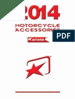 Ariete Catálogo Accesorios 2014