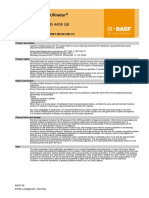 Processing Data BASF B 4406