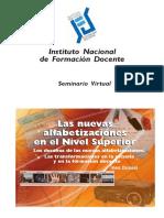 dussel LAS NUEVAS ALFABETIZACIONES EN EL NIVEL SUPERIOR.pdf