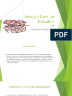 copyright laws for educators
