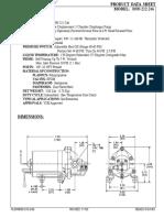 Ficha Tecnica Surflo 8090-212-246