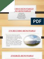 recursos renvabess