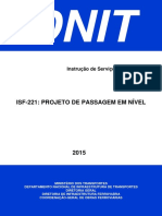 ISF-221 - Projeto de Passagem Em Nível