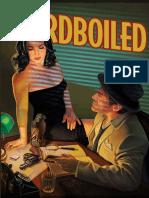 Hardboiled, juego de rol