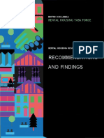 Rental Housing Task Force report