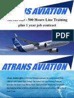 Vietnam A320 Line Training