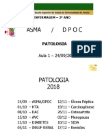 Patologia DPOC