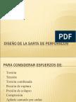 DISEÑO DE LA SARTA DE PERFORACÓN