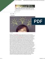 Participação de Max Bianchi Godoy  em Artigo da Revista Exame - 11 Ideias para Empreender em Tempos de Crise - 2015