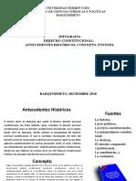 Nindik Figueredo Infograma Derecho Constitucional