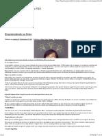 _Liga de Empreendedorismo FGV - Participação Em Artigo Sobre Empreendedorismo