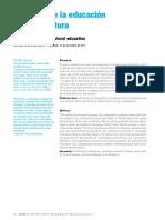 artigo - Aprender de la educacion en arquitectura - artigo 2011.pdf