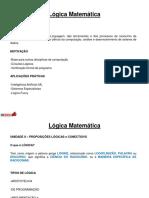1 Logica Matematica 1a Parte
