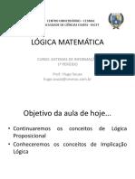 1º Logica Matematica_Tautologia