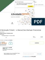 Anúncio de Livro Sobre Fintechs - A Revolução Das Fintechs