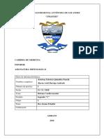 Informe 2 _ Cardiovascular