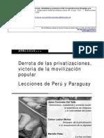 Democracia, Ciudadanía y Porotesta Social, La Experiencia de Arequipa y La Colonialidad Del Poder