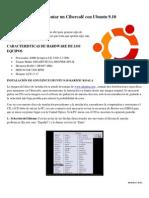 Cybercafe Con Ubuntu 910