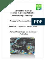 Investigacion Metereologia 2