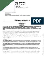 Resumen Titulos