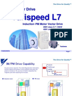 Drive and PM Motor