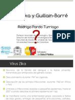 ZIKA-Y-GUILLAIN-BARRE-Dr.-Rodrigo-Pardo-Colombia.pptx