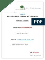 Problemario U-1 Electrostática.docx